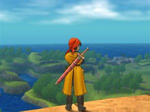 Dragon Quest VIII Landscape
