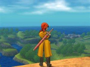 Dragon Quest VIII Landscape